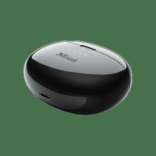 Audífonos Bluetooth New Nika Xp Touch Trust Negro - Image 4