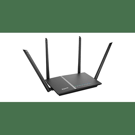 Router Dual Band 5ghz D-link AC1200 DIR-825 Negro - Image 2