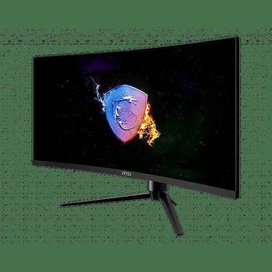 Monitor Gamer Curvo 34 in 3440x1440 UWQHD VA/100Hz MSI - Image 2