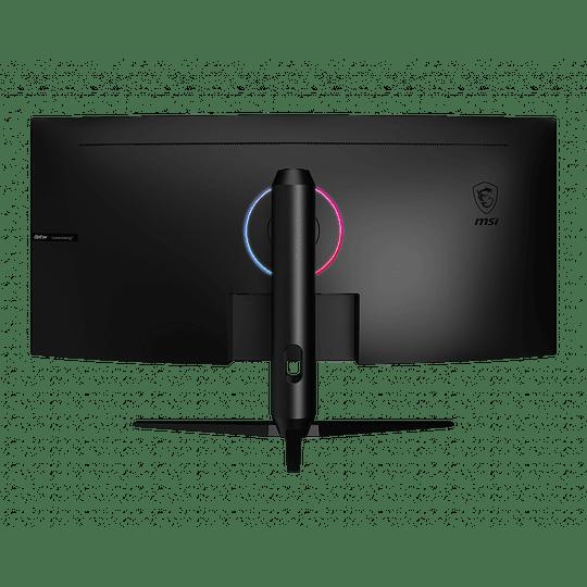 Monitor Gamer Curvo 34 in 3440x1440 UWQHD VA/100Hz MSI - Image 5