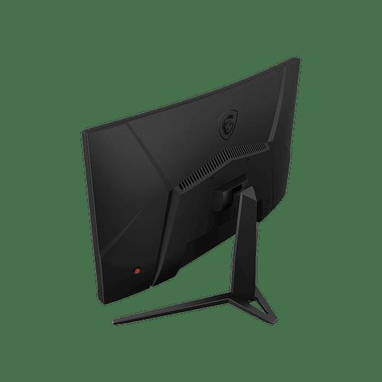 "Monitor Gamer Curvo MSI Optix G24C4 de 24"" (VA, Full HD, 144Hz, 1ms, FreeSync, dPort+HDMI) - Image 8"
