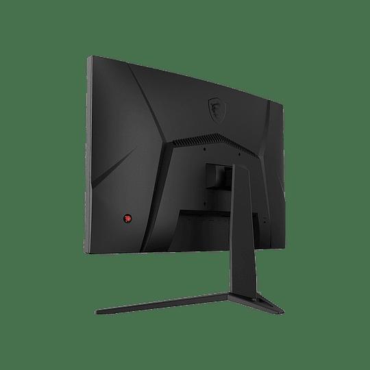 "Monitor Gamer Curvo MSI Optix G24C4 de 24"" (VA, Full HD, 144Hz, 1ms, FreeSync, dPort+HDMI) - Image 9"