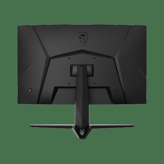 "Monitor Gamer Curvo MSI Optix G24C4 de 24"" (VA, Full HD, 144Hz, 1ms, FreeSync, dPort+HDMI) - Image 10"