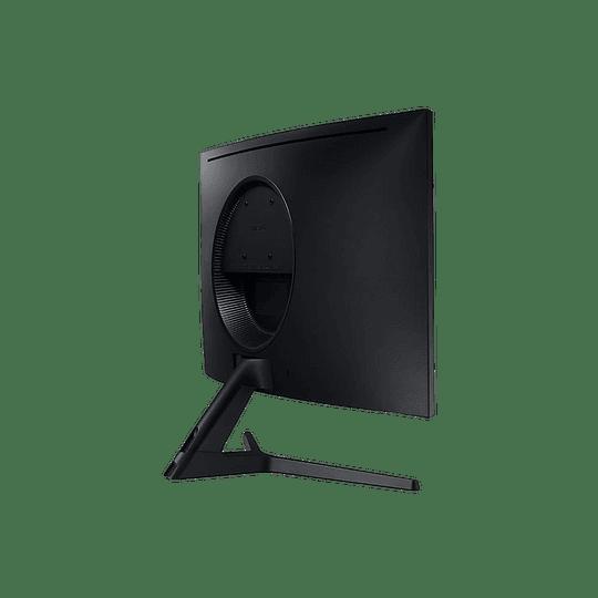 Monitor Samsung Curvo Gamer 27 1920x10180 240hz 4ms G-sync - Image 4