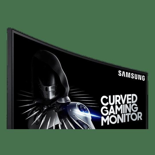 Monitor Samsung Curvo Gamer 27 1920x10180 240hz 4ms G-sync - Image 10