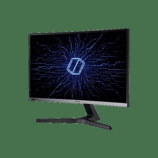 Monitor Samsung Curvo Gamer 27 1920x10180 240hz 4ms G-sync - Image 14