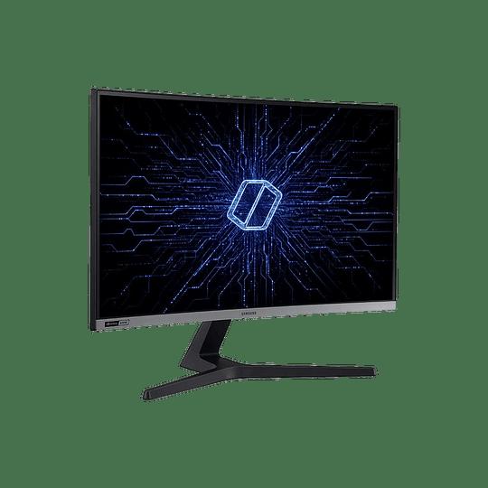 Monitor Samsung Curvo Gamer 27 1920x10180 240hz 4ms G-sync - Image 15