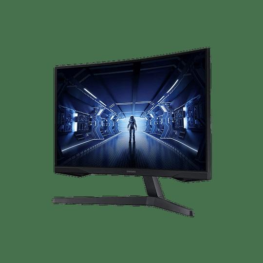 Monitor Gamer Curvo Samsung Odyssey G5, 32'', 144Hz, WQHD (2560x1440), 1ms, Freesync, HDMI - Image 1