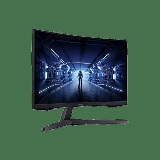Monitor Gamer Curvo Samsung Odyssey G5, 32'', 144Hz, WQHD (2560x1440), 1ms, Freesync, HDMI - Image 2