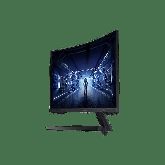 Monitor Gamer Curvo Samsung Odyssey G5, 32'', 144Hz, WQHD (2560x1440), 1ms, Freesync, HDMI - Image 6