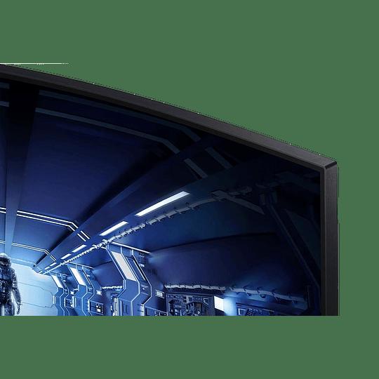 Monitor Gamer Curvo Samsung Odyssey G5, 32'', 144Hz, WQHD (2560x1440), 1ms, Freesync, HDMI - Image 13