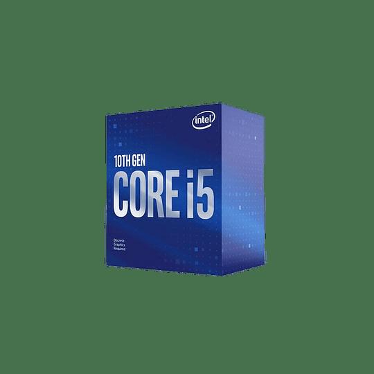Procesador Intel® Core i5-10400F 6-Core 2.9 GHz (12M Cache, up to 4.30 GHz) LGA1200, Sin Graficos - Image 2