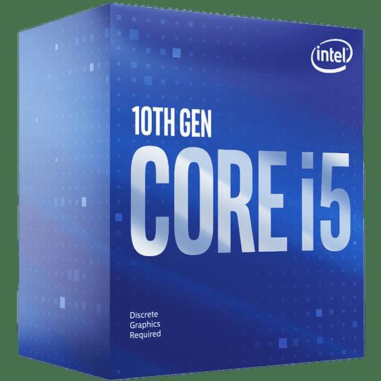 Procesador Intel® Core i5-10400F 6-Core 2.9 GHz (12M Cache, up to 4.30 GHz) LGA1200, Sin Graficos - Image 3