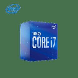 Procesador Intel® Core™ i7-10700 8-Core 2.9 GHz (16M Cache, up to 4.80 GHz) LGA1200 65W