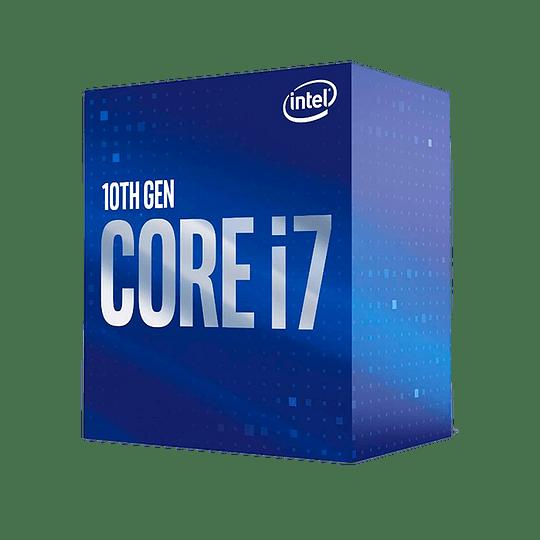 Procesador Intel® Core™ i7-10700 8-Core 2.9 GHz (16M Cache, up to 4.80 GHz) LGA1200 65W - Image 2