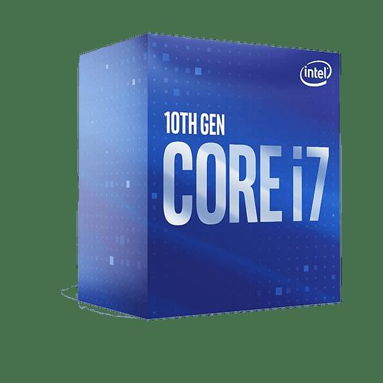 Procesador Intel® Core™ i7-10700 8-Core 2.9 GHz (16M Cache, up to 4.80 GHz) LGA1200 65W - Image 3