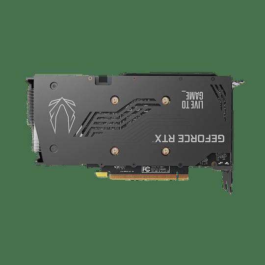 Tarjeta de video Zotac GeForce RTX 3060 Twin Edge, 12GB GDDR6, 192-Bits, DisplayPort, HDMI 2.1 - Image 4