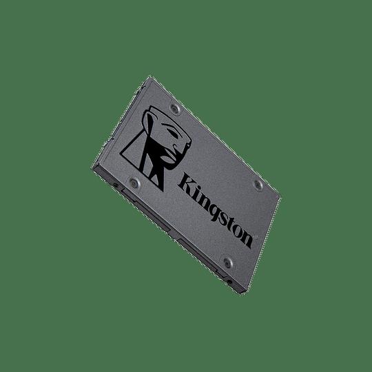 Disco SSD 240GB  Kingston Sata3 2.5 7mm 500MB/450MB L/E A400 - Image 1
