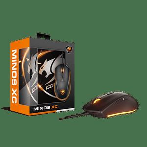 Kit Cougar Mouse Minos Xc + Mousepad Speed Xc