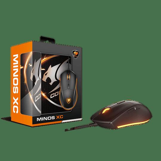 Kit Cougar Mouse Minos Xc + Mousepad Speed Xc - Image 1