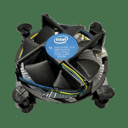 Disipador de Procesador Intel E97379–003, socket 1150, 1155, 1156 - Image 1