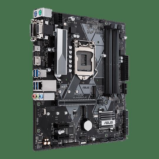 Placa Madre ASUS Prime B365M-A, Intel LGA-1151 mATX Aura Sync RGB, DDR4 2666MHz, Intel Optane Ready - Image 3