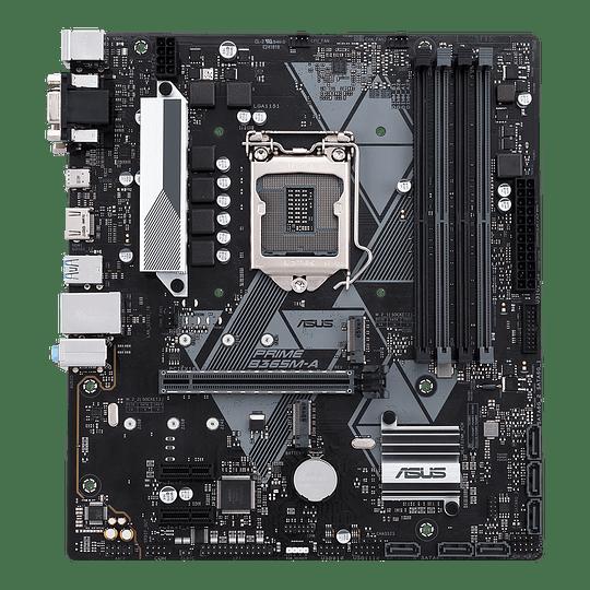 Placa Madre ASUS Prime B365M-A, Intel LGA-1151 mATX Aura Sync RGB, DDR4 2666MHz, Intel Optane Ready - Image 4