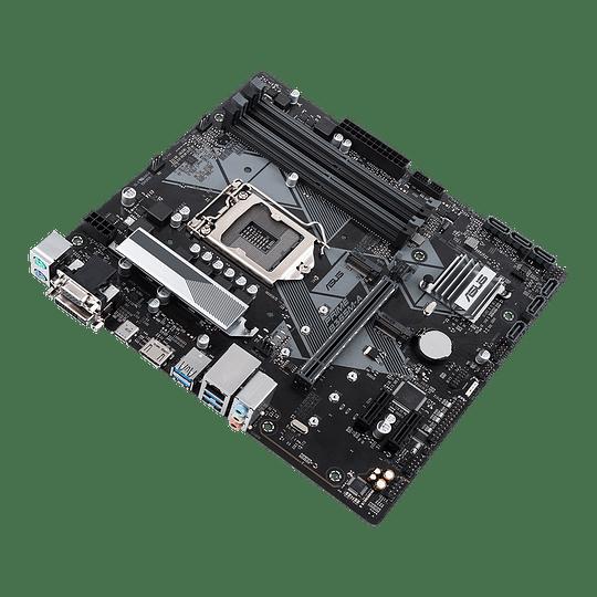 Placa Madre ASUS Prime B365M-A, Intel LGA-1151 mATX Aura Sync RGB, DDR4 2666MHz, Intel Optane Ready - Image 5