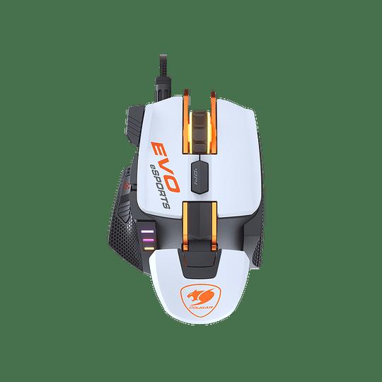 Mouse Gamer Cougar RGB 700M EVO ESPORTS - Image 1