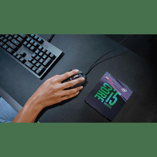 Procesador Intel® Core™ i5-9600K 6 Core, 6 Threads, 3.7GHz (4.6GHz Turbo), FCLGA1151, 95W, Sin Fan - Image 4