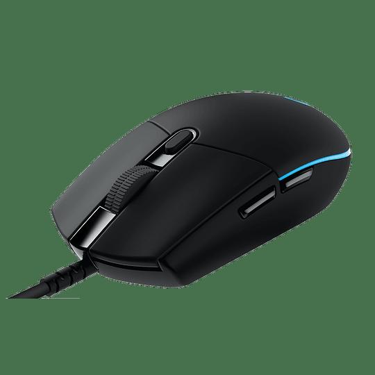 Mouse Gamer Logitech G Pro, Sensor HERO 16K para eSports, 6 botones programables - Image 1