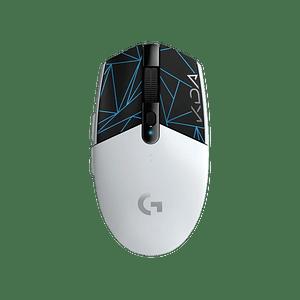 Mouse Gamer Logitech G305 Lightspeed, Sensor Hero, 12000 DPI, Inalámbrico, USB, 1000Hz, Edición K/DA