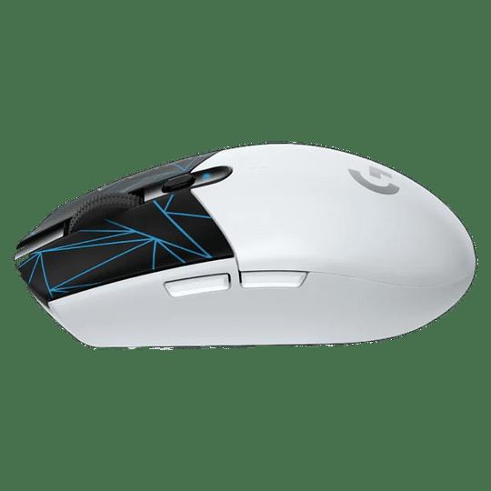 Mouse Gamer Logitech G305 Lightspeed, Sensor Hero, 12000 DPI, Inalámbrico, USB, 1000Hz, Edición K/DA - Image 3