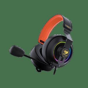 Audifono Gamer Sonido 7.1 Rgb Phontum Pro Cougar