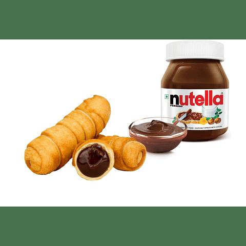 Teke Nutella Congelado