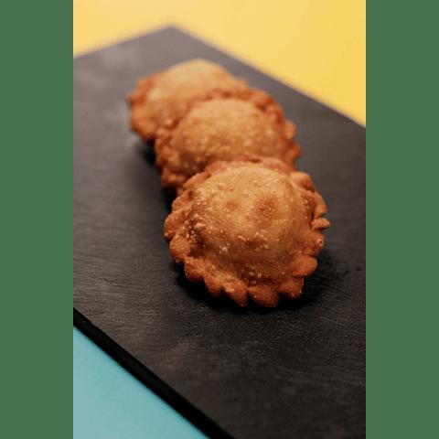 Pasteles Andinos de Pollo