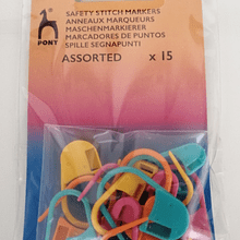 Marcadores Safety Stitch Pony