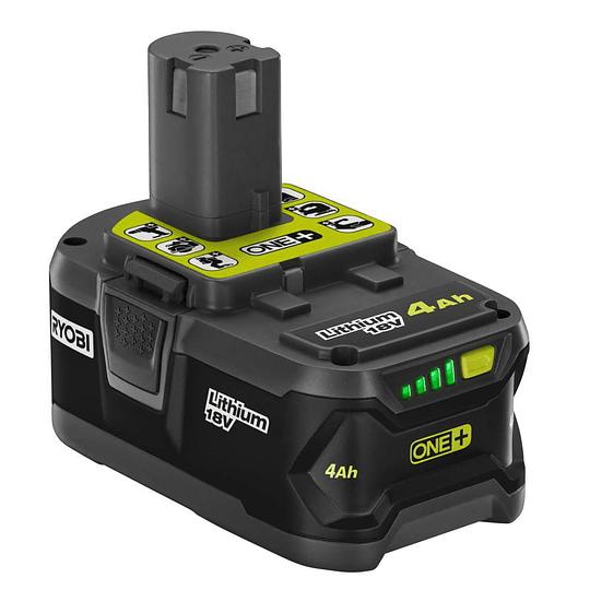 Pack de 2 baterías RYOBI 18V ONE+ 4.0 Ah