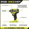 Kit de Taladro Atornillador + Atornillador de Impacto Inalámbricos RYOBI ONE+ HP PBLCK01K