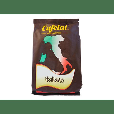 Café  Italiano 250 gr  molido Cafetal