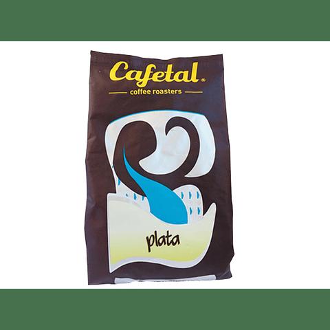Café  Plata  250 gr molido Tío Pepe Cafetal
