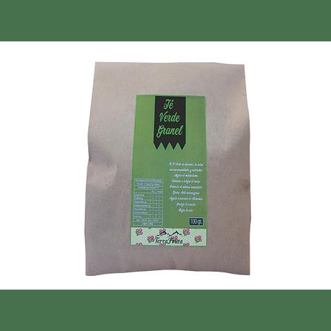 Té Verde  (granel)  - 100 gr  - Terrafruta