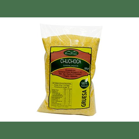 Chuchoca Gruesa 500 gr