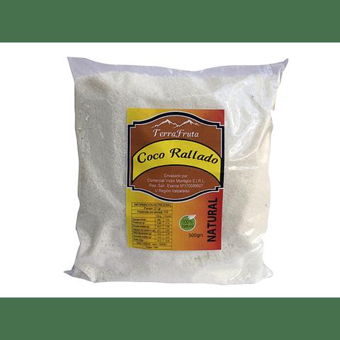 Coco Rallado Natural 500 gr
