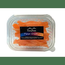 Papaya Confitada en Lonjas 100 gr -  granel