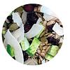 Mix Terrafruta (sin azúcar - sin sal) 100 gr - granel