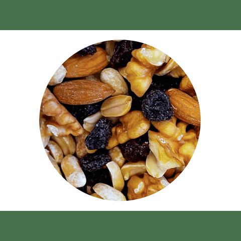 Mix Natural (sin azúcar sin sal) 200 gr - granel