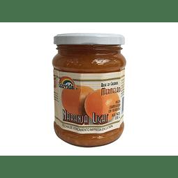 Mermelada Naranja sin azúcar agregada  320 gr