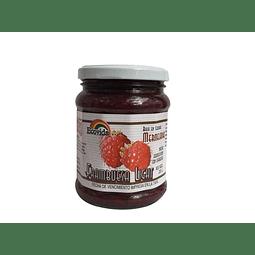Mermelada Frambuesa sin azúcar agregada  320 gr
