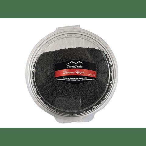 Semilla Sésamo Negro 200 gr - granel